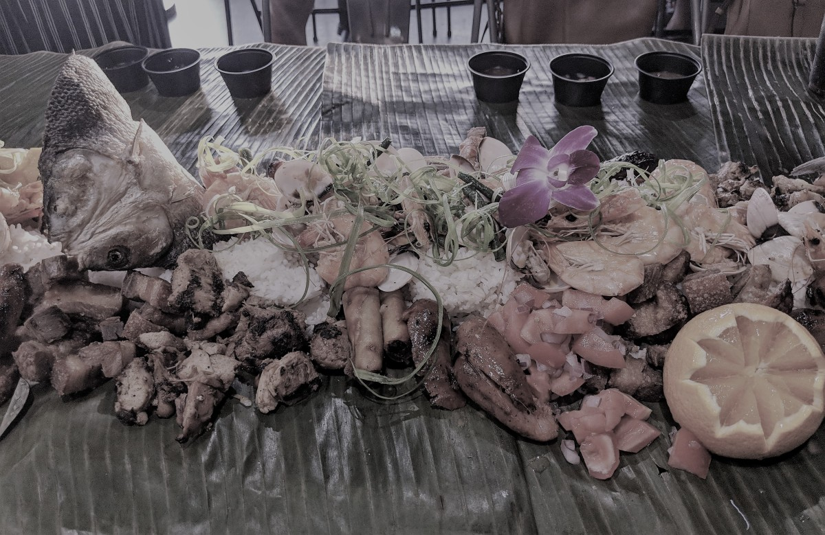 Fistful of Rice - My First Ever Filipino Kamayan Experience at MFK by Aysee